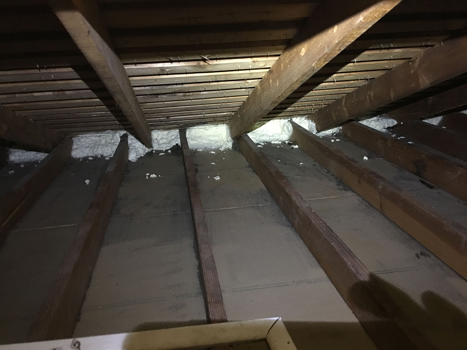Centennial Insulation Removal