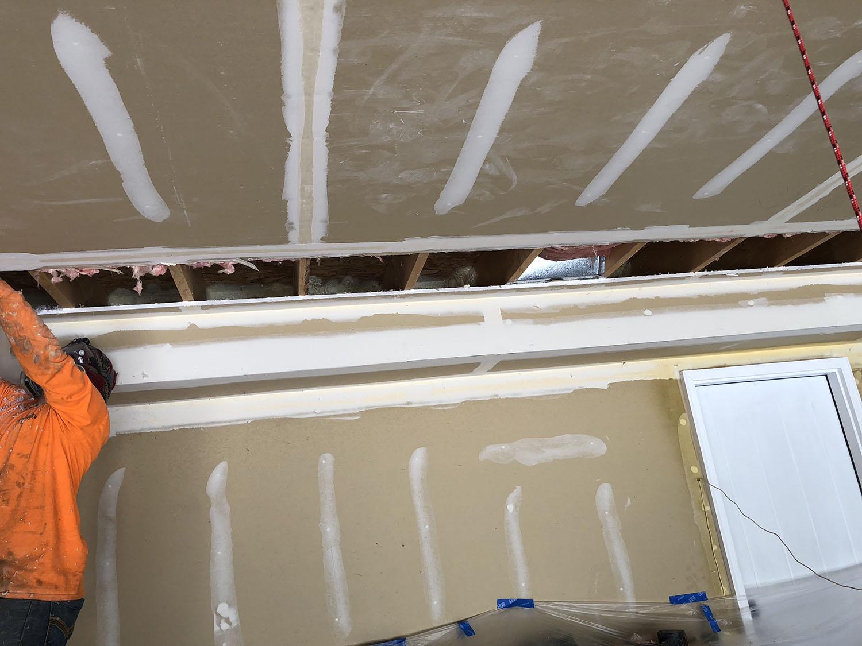 Garage To Home Insulation By NetZero Insulation
