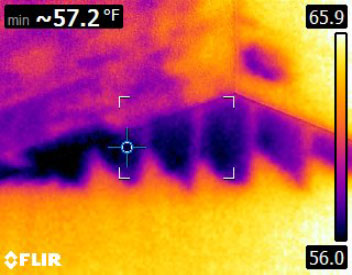 Thermal Image Fiber Glass