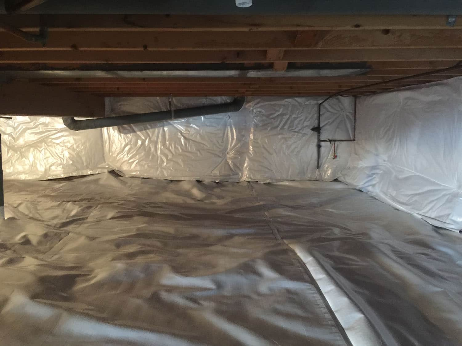 Crawl Space Insulation & Encapsulation Services In Denver, CO